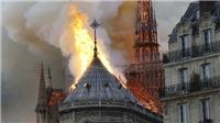 Vụ cháy Nhà thờ Đức Bà: Chính quyền Paris công bố biện pháp phòng chống nhiễm chì
