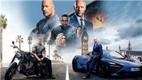 Câu chuyện điện ảnh: 'Fast & Furious' ấn tượng với sắc màu mới