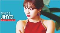 Ca sĩ Jihyo của nhóm Twice: 'Vịt con xấu xí' lột xác thành công chúa K-pop