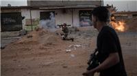 Giao tranh ở Libya khiến hơn 105.000 người phải rời bỏ nhà cửa