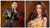 Bằng Kiều - Minh Tuyết lại hát những bản tình ca trong 'Đêm tình nhân 6' tại Hà Nội