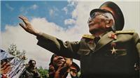 Đại tướng Võ Nguyên Giáp mãi lưu danh trong lịch sử dân tộc Việt Nam
