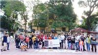 Nhóm Ký họa đô thị Hà Nội: 3 năm và hành trình 'ôm' cả Hà Nội vào tranh