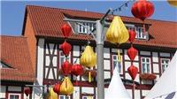 Đèn lồng Hội An thắp sáng tại Wernigerode (CHLB Đức)
