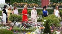VIDEO: Phu nhân các nhà lãnh đạo G7 thăm ngôi làng Espelette xứ Basque, Pháp