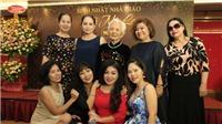 Các thế hệ ca sĩ chúc mừng sinh nhật tuổi 90 của nhà giáo Hồ Mộ La