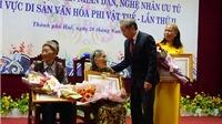 Thừa Thiên - Huế: Vinh danh các nghệ nhân có cống hiến xuất sắc