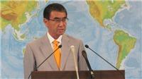 Ngoại trưởng Nhật Bản nhấn mạnh sự cần thiết phải duy trì thượng tôn pháp luật ở Biển Đông