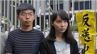 Cảnh sát Hong Kong (Trung Quốc) bắt giữ 3 thủ lĩnh nhóm chính trị dính líu tới các vụ gây rối