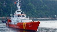 Tìm kiếm 10 thuyền viên tàu hàng Thái Thụy 88 mất tích trên biển