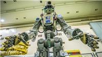 Robot đầu tiên trên không gian của Nga hoàn thành nhiệm vụ tại ISS