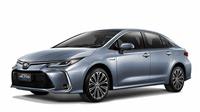 Toyota ra mắt mẫu xe lai Corolla Altis đầu tiên tại Thái Lan