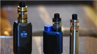 Bị bệnh phổi do hút thuốc lá điện tử