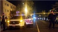 Xả súng gần Nhà Trắng: Ít nhất 6 người bị thương