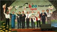Khai mạc Liên hoan Chèo toàn quốc năm 2019 tại Bắc Giang
