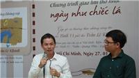 Nhà thơ Trần Lê Khánh: 'Nếu không làm thơ, đời tôi thật bất hạnh'