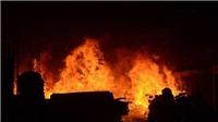 Cháy nhà máy tại Trung Quốc, 19 người thiệt mạng