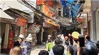 Hà Nội: Đã khống chế đám cháy tại Mễ Trì Thượng
