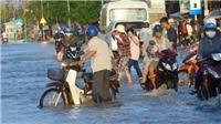VIDEO: Nam Bộ hứng đợt triều cường lịch sử