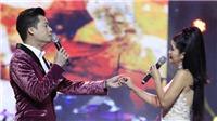 Cặp đôi chị em Hồng Nhung - Quang Dũng tình tứ trong đêm nhạc chung nhân ngày 20/10