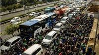 Những thành phố giao thông tồi tệ nhất thế giới
