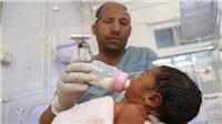 Phát hiện mới về nguyên nhân khiến trẻ sơ sinh ngủ kém