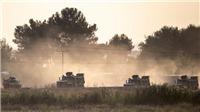Thổ Nhĩ Kỳ tấn công người Kurd ở Syria: Binh lính Thổ Nhĩ Kỳ đã tiến vào lãnh thổ Syria
