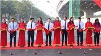 Hà Nội thông xe giai đoạn 1 công trình mở rộng đường Vành đai 3 dưới thấp đoạn Mai Dịch - cầu Thăng Long