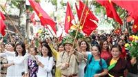 Kỷ niệm 65 năm Ngày Giải phóng Thủ đô: Hào hùng âm hưởng ngày chiến thắng