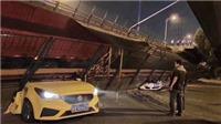 Trung Quốc: Thương vong trong vụ sập cầu ở Giang Tô