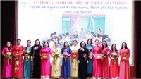Lễ trao Giải thưởng Phụ nữ Việt Nam 2019 tại Hà Nội