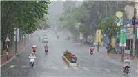 Các khu vực trên cả nước có mưa dông