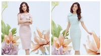 Á hậu Huyền My ngọt ngào trong bộ ảnh mới nhân Ngày Phụ nữ Việt Nam