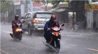 Dự báo thời tiết: Nam Trung Bộ mưa rất to, Quảng Ngãi đề phòng lũ quét