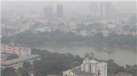 Bắc Bộ sáng sớm có sương mù, Nam Bộ có mưa rào và dông