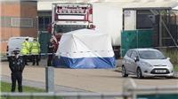 Cảnh sát Anh khám xét địa điểm tình nghi liên quan vụ 39 thi thể trong xe container