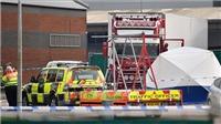 Vụ 39 thi thể trong xe tải ở Anh: Cảnh sát Anh không xác nhận các thông tin đồn đoán