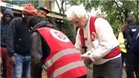VIDEO: Cuộc sống chui lủi của những người tị nạn tại Pháp