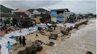 Thực hiện nghiêm chỉ đạo của Phó Thủ tướng về ứng phó với mưa lũ và khắc phục hậu quả bão số 5