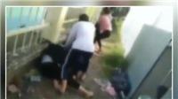 VIDEO: 4 nữ sinh lớp 6 chịu đòn của 2 học sinh lớp 8