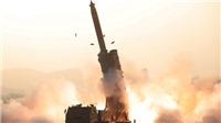 Triều Tiên có thể đã hoàn tất chương trình phát triển vũ khí chiến thuật tầm ngắn mới