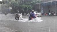 Đêm 4/11, các tỉnh, thành phố từ Đà Nẵng đến Bình Thuận có mưa dông