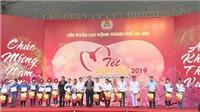 Hà Nội triển khai các hoạt động thiết thực chăm lo cho người lao động dịp Tết Nguyên đán năm 2020