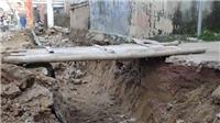 Sập tường rào khiến 1 công nhân tử vong tại Thanh Hóa