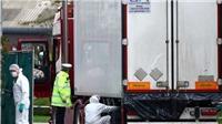 CẬP NHẬT vụ 39 thi thể trong xe tải ở Anh: Sẽ công bố danh tính nạn nhân trong vài ngày tới 