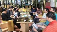 Cà phê sách: Một nét đẹp văn hóa thời nay