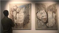 Ngắm tranh, tượng của các nghệ sĩ hàng đầu châu Á