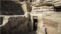 Phát hiện hầm mộ cổ 2 tầng tại Ai Cập