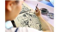 Bảo tồn, phát huy giá trị làng tranh Đông Hồ: Tranh Đông Hồ - dòng tranh dân gian tiêu biểu