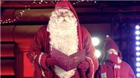 'Ông già Noel' khởi động mùa Giáng Sinh 2019